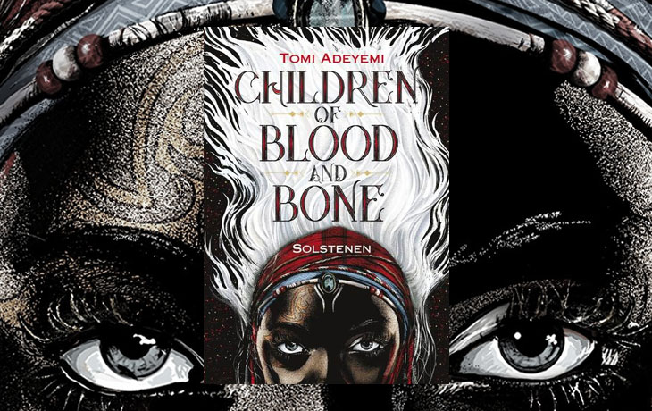 Children of Blood and Bone - Solstenen av Tomi Adeyemi