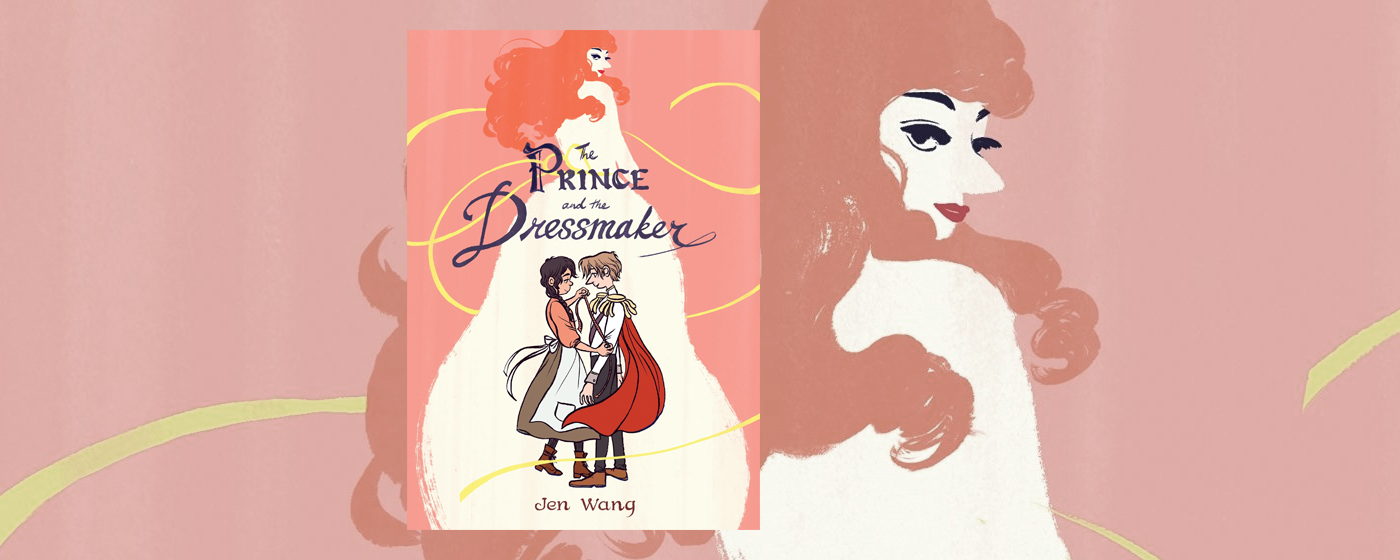 The Prince and the Dressmaker av Jen Wang