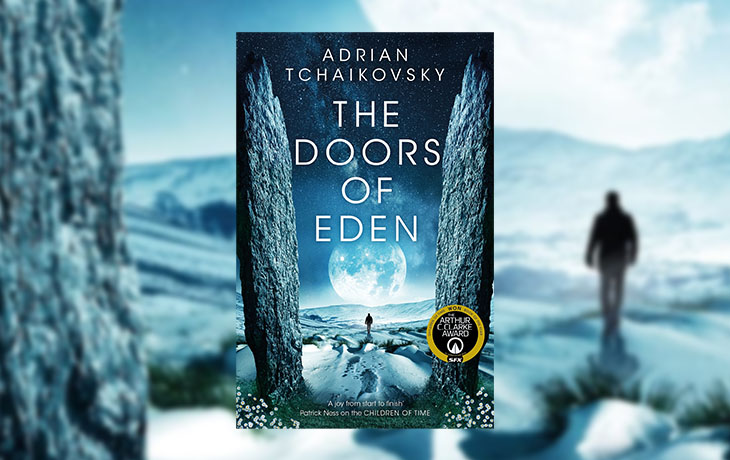 The Doors of Eden av Adrian Tchaikovsky