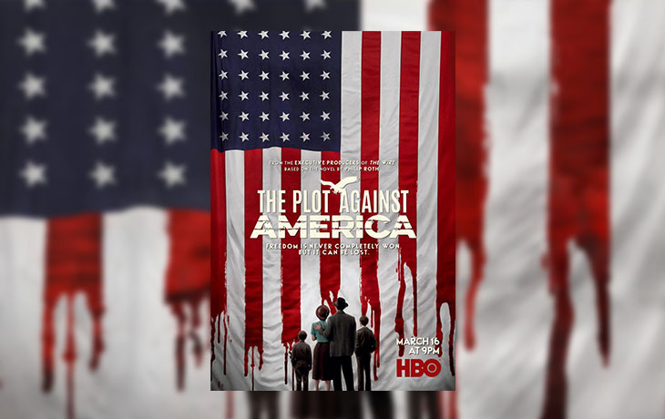The Plot Against America av Ed Burns & David Simon
