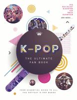 K-Pop the ultimate fan book