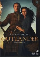 Outlander: season 5 Stand for all