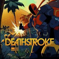 DC Deathstroke - Knights & Dragons