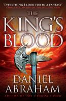 The kings blood
