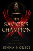 The savior's champion: Book 1