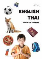 English-Thai Visual Dictionary