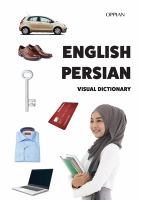 English-Persian Visual Dictionary