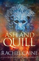 Ash and quill : volume three of the Great Library