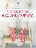 Socks from around Norway